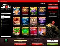 Slots Capital Lobby